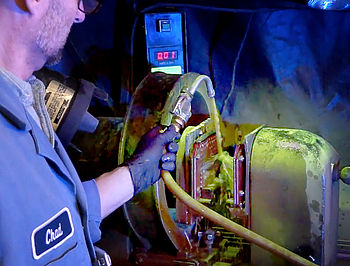 Magnetic Particle Inspection (MPI) Non-Destructive Testing
