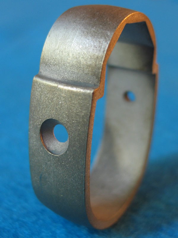 Material CA87600: Cu Copper-Based Alloy Casting, Firearms Barrel Band, Firearms