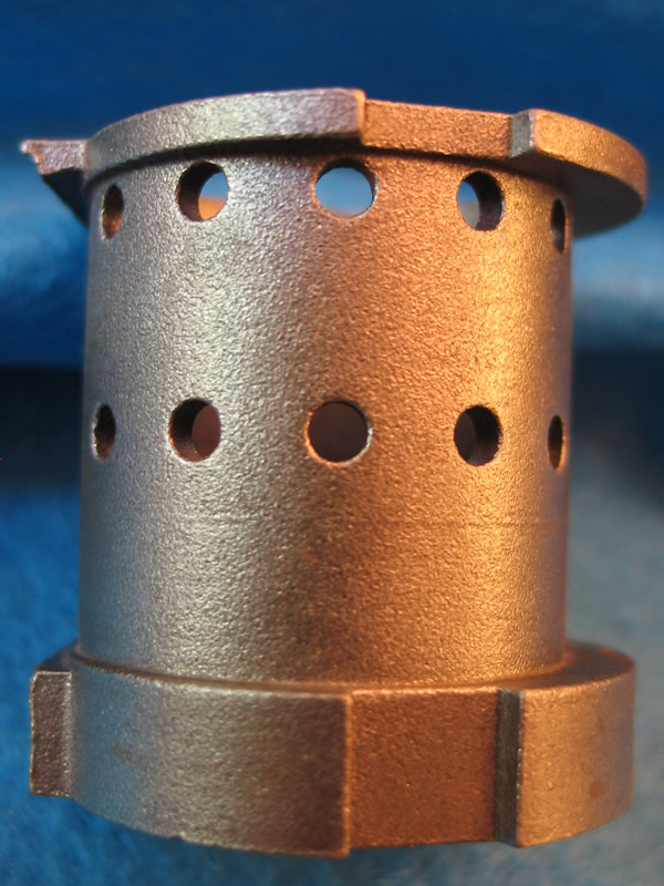 Fe Ductile Iron Alloy Castings Assembly Line Hand Tools Cylinder Engine Industry