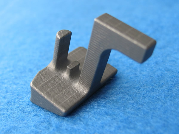 Material 4340: Steel Alloy Castings, Cast Prototype - Nailer Component, Engineering Industry