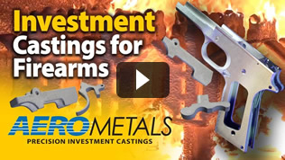 Firearm Investment Casting | Firearms Casting | Gun Part Casting