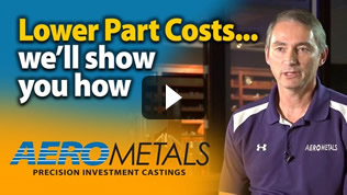 how to lower your castings cost video link